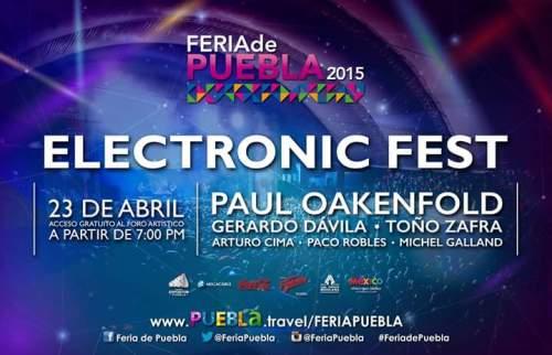 11. Electronic Fest - Paul Oakenfold