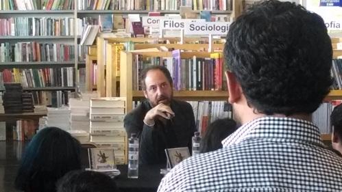 Alejandro Marcovich Firma de Autografos Puebla 2