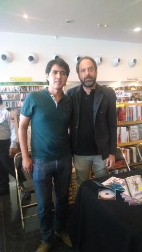 Alejandro Marcovich Firma de Autografos Puebla 5