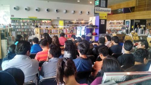 Alejandro Marcovich Firma de Autografos Puebla 6