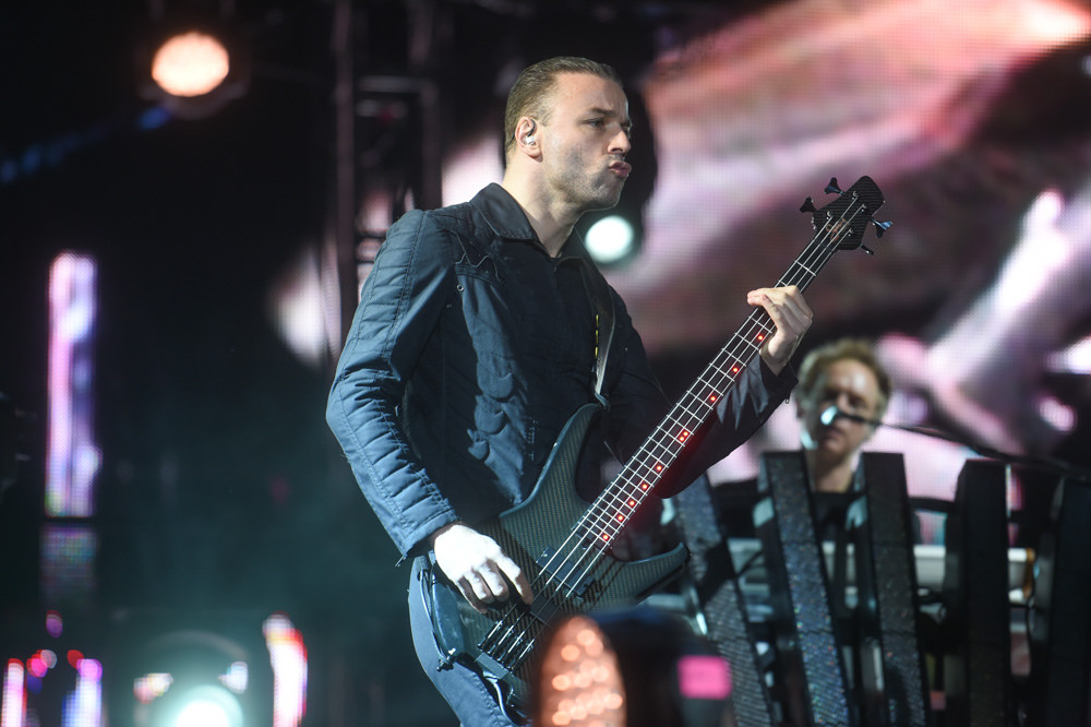 Cristopher Muse Corona Capital 2015 Covash