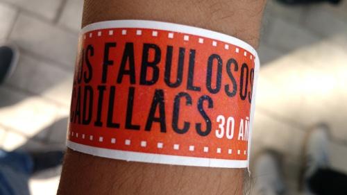 Los Fabulosos Cadillacs Reactor 105 #R11