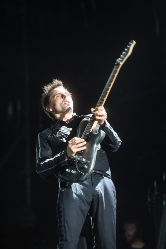 Matt Bellamy Muse Corona Capital 2015 Covash