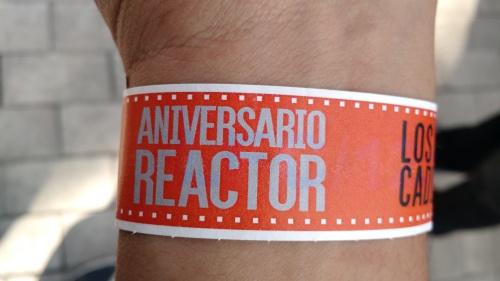 Reactor 105 #R11