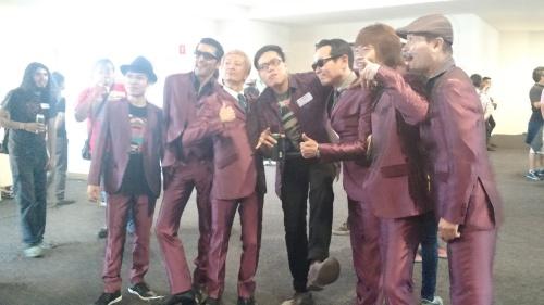 Tokyo Ska Paradise Orchestra Reactor 105 #R11