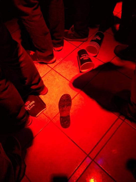 San Pascualito Rey El Telon Ecatepec Cesar Covarrubias Yañez Suela Zapato